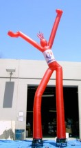 28ft 2-Leg / 2-Arm Dancer