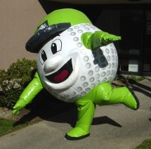 Costume Suit Inflatables