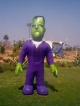 Frankenstein Costume Inflatable