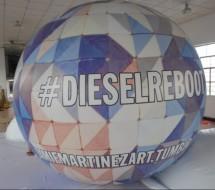 Full Digital Spheres