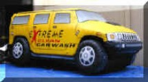 Hummer Inflatable